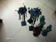 6 schöne Kerzenständer