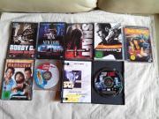 8 DVD Filme - LÄCHERLICHER PREIS