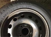 8 Reifen auf