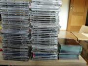 80 leere CD/