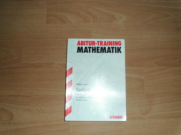 Abitur-Training Mathematik Analysis