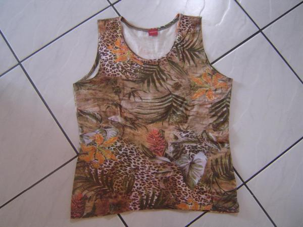 ärmelloses Olsen Shirt Gr 36