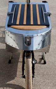 airstreamer bike lastenrad lastenfahrrad in m nster. Black Bedroom Furniture Sets. Home Design Ideas