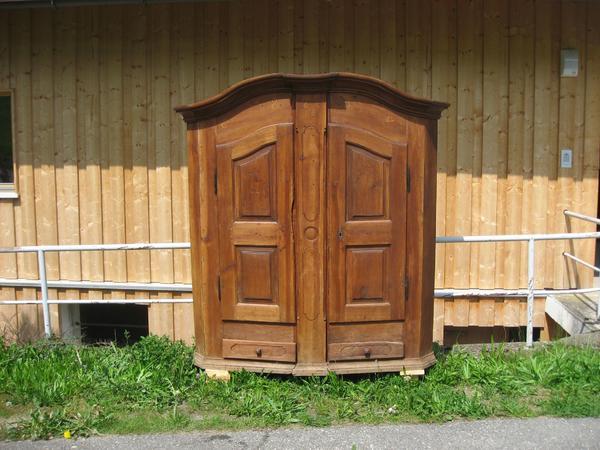 alter bauernschrank in riefensberg stilm bel bauernm bel kaufen und verkaufen ber private. Black Bedroom Furniture Sets. Home Design Ideas