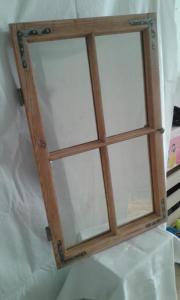 Alter Fensterrahmen