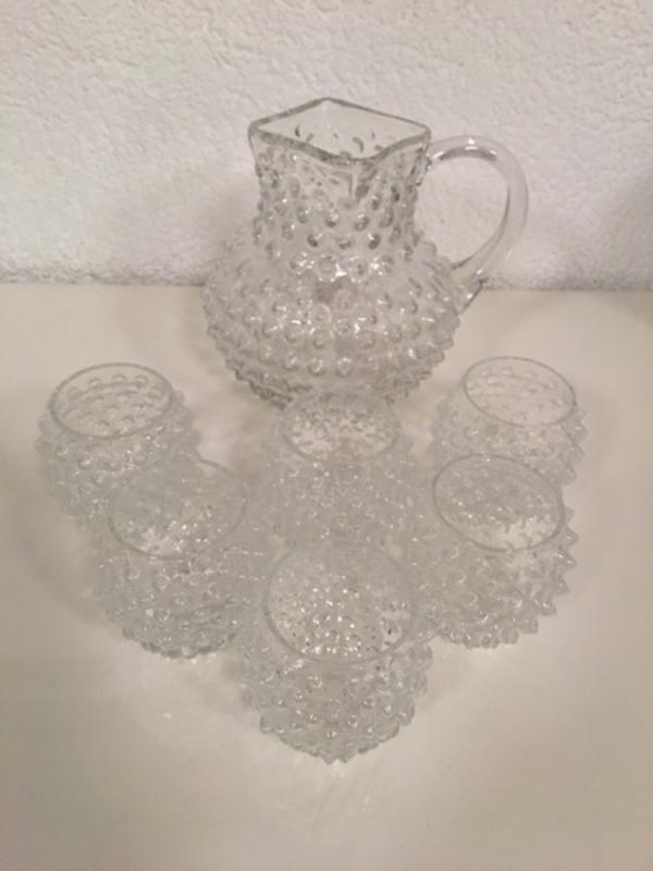 Altes Noppenglas Warzenglas