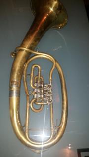 Altes Tenorhorn / Tuba/