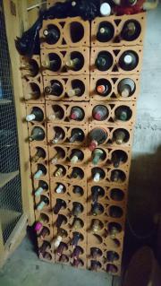 altes Weingestell