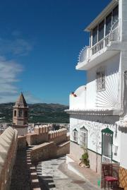 Altstadtferienhaus in Velez Malaga Costa
