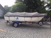 Angelboot, Sportboot, Konsolenboot,