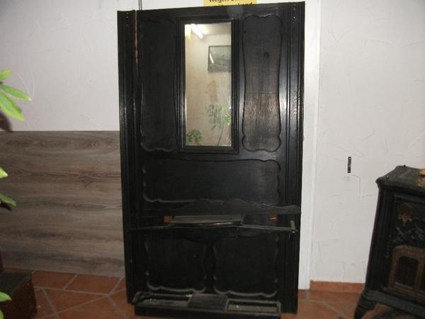 antike garderobe in solingen garderobe flur keller kaufen und verkaufen ber private. Black Bedroom Furniture Sets. Home Design Ideas