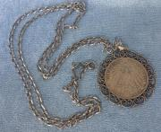 Antike Halskette mit
