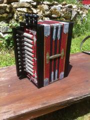 Antike Harmonika für Liebhaber Sammler
