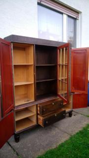 wohnzimmerschrank antik haushalt m bel gebraucht und neu kaufen. Black Bedroom Furniture Sets. Home Design Ideas
