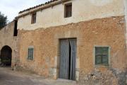 Antikes Haus auf