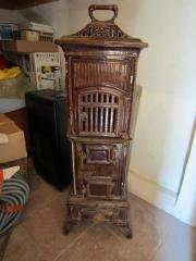 Antique Holz Ofen