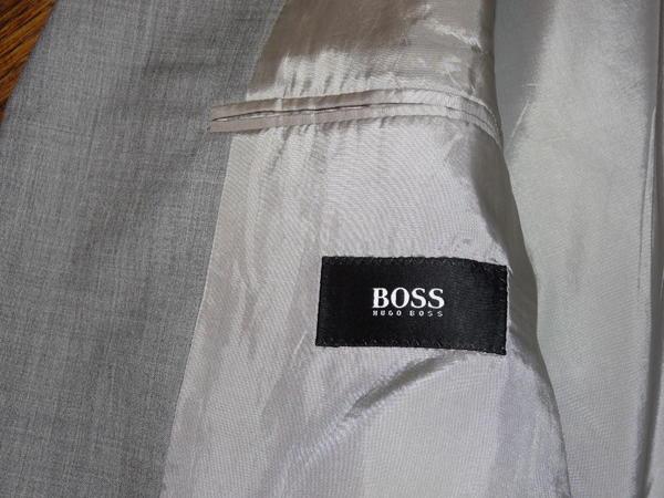 Anzug mit Weste Hugo Boss