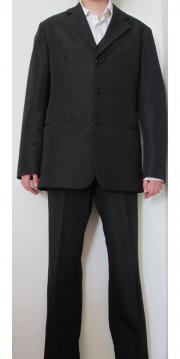 Anzug schwarz Gr.