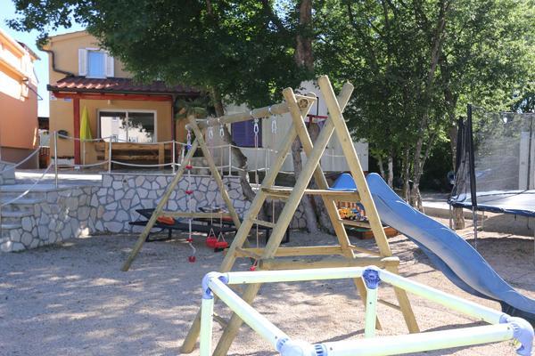 Aparthaus Kroatien Insel Krk 4-6