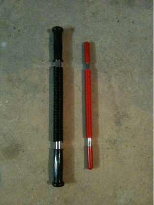 Arm Bizepstrainer 2 Stück Metallfedern