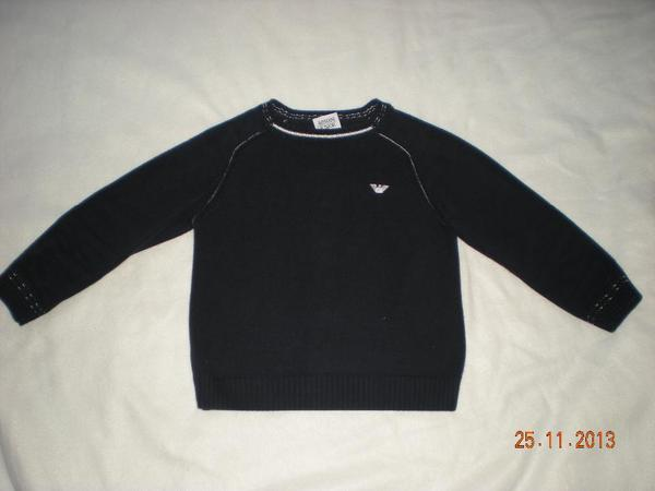 Armani Junior Pulli NP 100