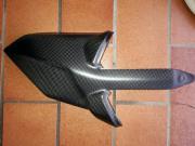 Auspuffhitzeschild Ducati
