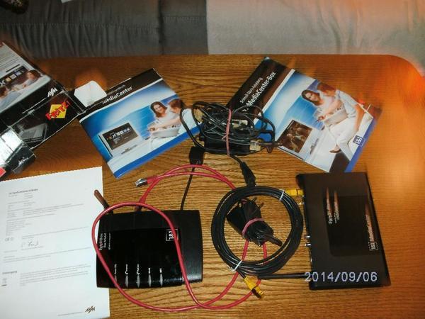 AVM Fritz Media 8040 Media
