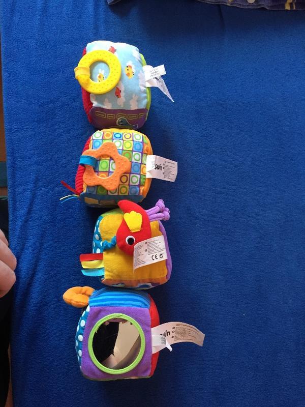 Babyspielzeug verschiedene