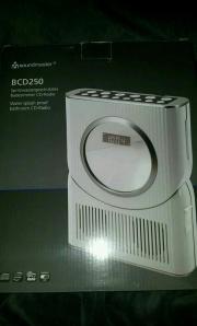 Bad Küchen Stereo-Radio mit CD