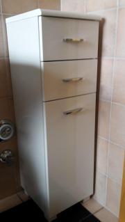 Badezimmerschrank Weiss - Haushalt & Möbel - Gebraucht Und Neu ... Kleiner Badezimmerschrank
