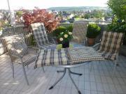 Balkon-/Terrassenstuhl Polster-