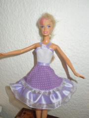 Barbie Kleid Brustumfang