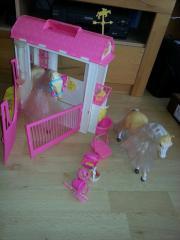 barbie reitstall