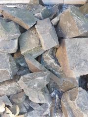 Basalt Bruchsteine 25-