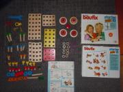 Baufix-Brio-Constructa-Heros-Playbear-Eichhorn-Sammlung Konstrutionsspielzeug 2 Motoren
