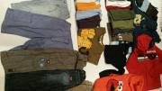 Bekleidungspacket für Junge gr 122-128