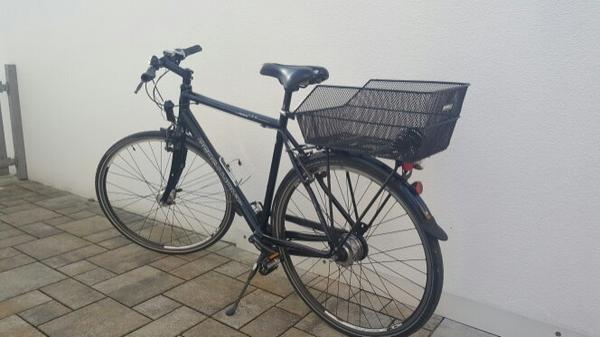 trekking fahrrad herren gebraucht kaufen nur 4 st bis. Black Bedroom Furniture Sets. Home Design Ideas