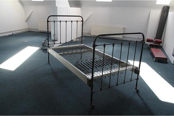 metallbett vintage bestseller shop f r m bel und einrichtungen. Black Bedroom Furniture Sets. Home Design Ideas