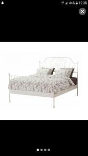 leirvik bett haushalt m bel gebraucht und neu kaufen. Black Bedroom Furniture Sets. Home Design Ideas