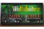 Biertruck Bierlaster Werbetruck Sammlertruck Wolfshöher
