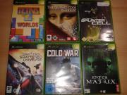 Biete Diverse Xbox