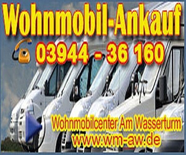 Bieten Sie uns » Wohnmobile
