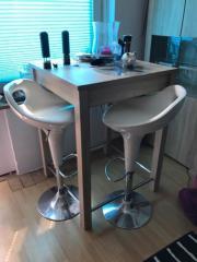 Bistrotisch Mit Stühlen bistrotisch und stuehle haushalt möbel gebraucht und neu
