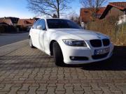 BMW 316d weiss