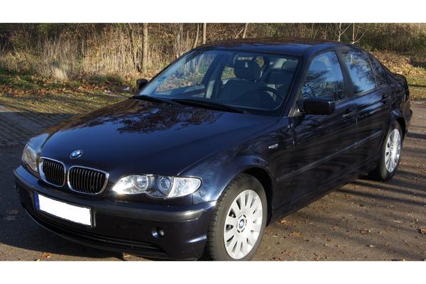 BMW 318i E46 » BMW 316 - 318