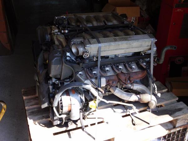 BMW 5012A Motor mit 300 PS ! ! ! in Bretzfeld - BMW-Teile kaufen und ...