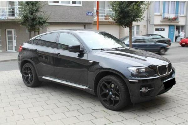 bmw x6 xdrive black edition in berlin bmw sonstige kaufen und verkaufen ber private. Black Bedroom Furniture Sets. Home Design Ideas