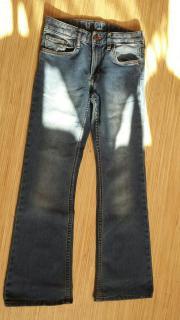 Gebraucht, Bootcut Jeans von H&m gebraucht kaufen  Worms Heppenheim