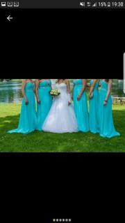 brautjungernfern Kleid ( neu )