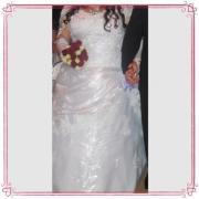 Brautkleid größe 50